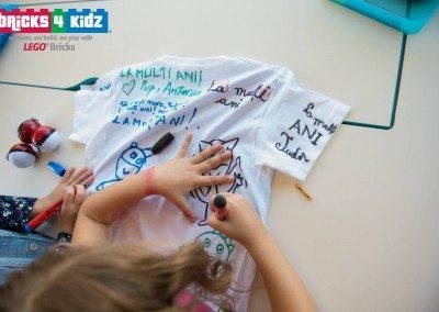 Bricks 4 Kidz Romania - Centru Creativitate Bucuresti - 056