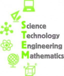 STEM Circle JPEG - Green