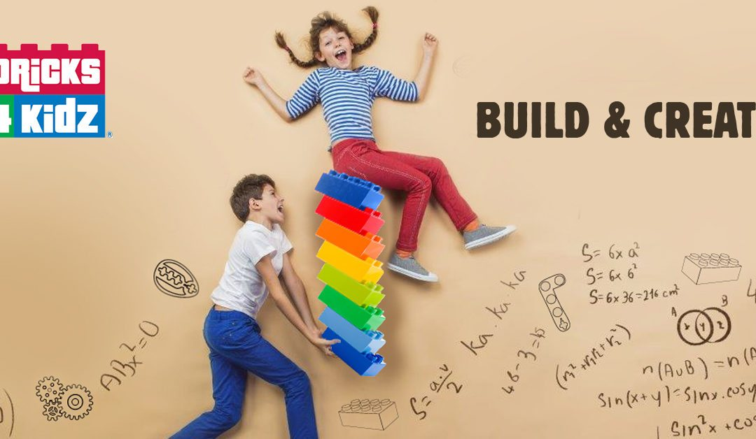 5 motive să alegi Bricks 4 Kidz vara asta!